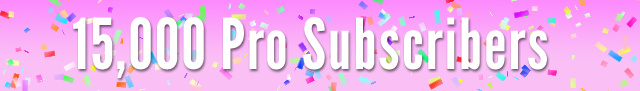 15,000 Subscribers!