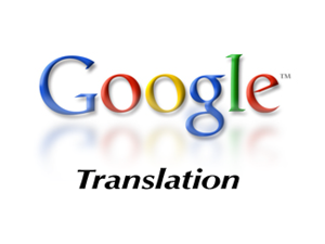 Google Translation Has Landed on MailBigFile
