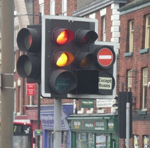 Traffic Lights. Burden?
