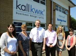 The Kall Kwik Team