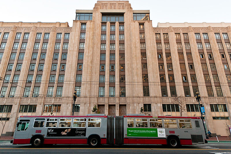 Twitter HQ: may need downsizing if it has its wings clipped and makes less money