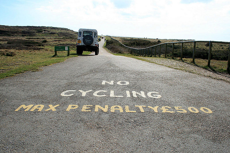 Should Cyclists Get Better Treatment?