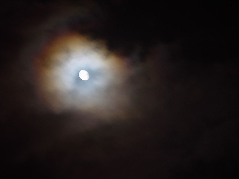 The Moon Through Cloud: Indicative of Future Cloud Technology?