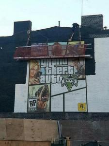 GTA has become part of the landscape of contemporary life