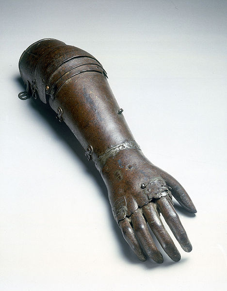 How technology has moved on assisting human limbs....