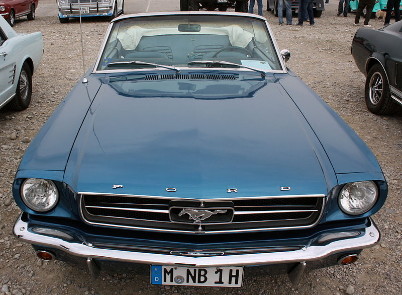 The FordMustang was launched in 1964, since when what technological changes?